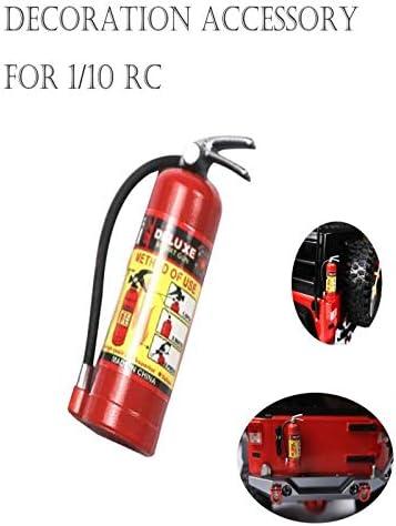 Kids RC Car 1//10 Scale Fire Extinguisher Rock Crawler Parts Axial SCX10 TRX4 D90