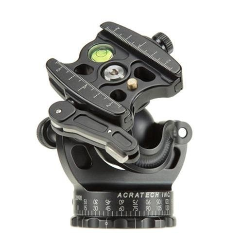 Acratech GP-s Ballhead with Quick Release Lever, Supports 25