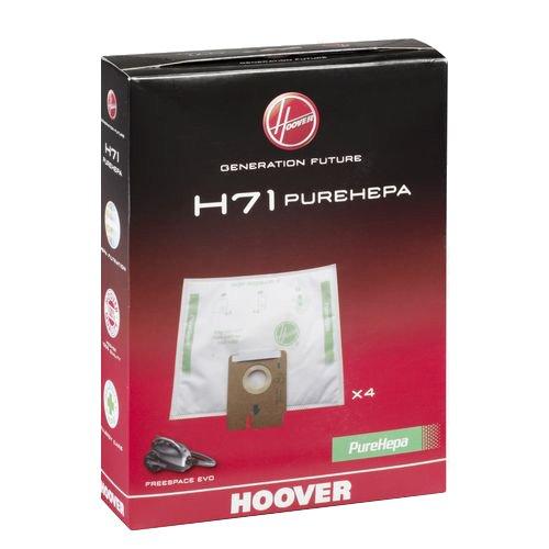 Acquisto Hoover H71-Accessorio per aspirapolvere, Marrone, colore: bianco Prezzo offerta