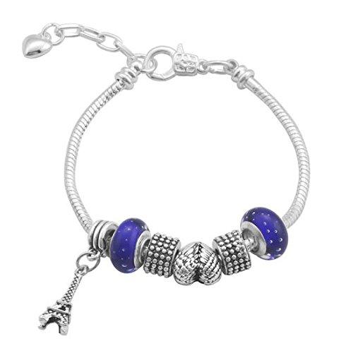 Bracelet Charm Paris