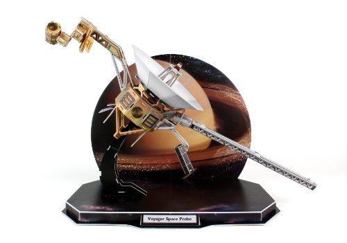 (Daron Voyager Space Probe 3D Puzzle (71-Piece))