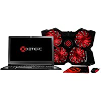 XOTIC G60 STEALTH W/ FREE BUNDLE! -15.6 Full HD Matte Screen | Intel Core i7-7700HQ | NVIDIA GeForce GTX 1070 8GB | 16GB RAM | 128GB SSD | 1TB HDD | Win 10
