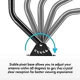 ViewTV Adjustable Outdoor Antenna Mount Pole