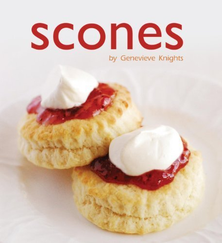 Scones by Knights Genevieve Paperback