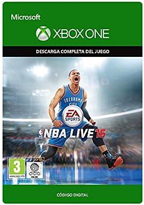 NBA Live 16   Xbox One - Código de descarga: Amazon.es: Videojuegos