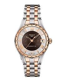 Tissot T-Lady Powermatic 80 Automatic Ladies Watch T0722072211802, Model: T072.207.22.118.02, Hand/Wrist Watch Store