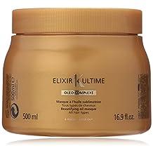Kerastase Elixir Ultime Oleo-Complexe Beautifying Oil Masque for Unisex-16.9-Ounce