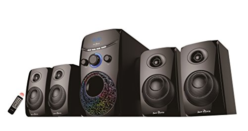 Jack Martin 911 Bluetooth/SD Card/Pendrive 4.1 Multimedia Home Theatre Speaker System with Built in FM Radio