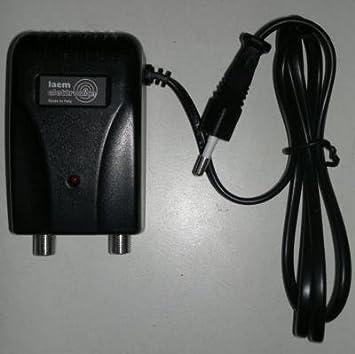n00185 Alimentación TV de antena 12 V/200mA alfx 200 (Laem ...