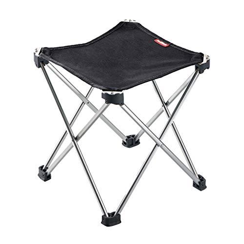 Road Braided Compact - Muranba Mini Picnic Chair Compact Steel Folding Beach Camp Outdoor Portable Seat