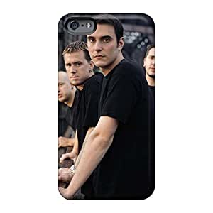 JamieBratt Apple Iphone 6 Anti-Scratch Cell-phone Hard Cover Unique Design Stylish Breaking Benjamin Pictures [mIx582HUjx]