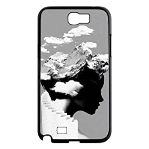 Customized Durable Case for Samsung Galaxy Note 2 N7100, Dream Theory Phone Case - HL-R653583