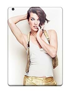 New Style JessicaBMcrae Www Milla Jovovich Com Premium Tpu Cover Case For Ipad Air