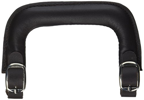 Grover CP68 Leather Buckle Handle, Brown