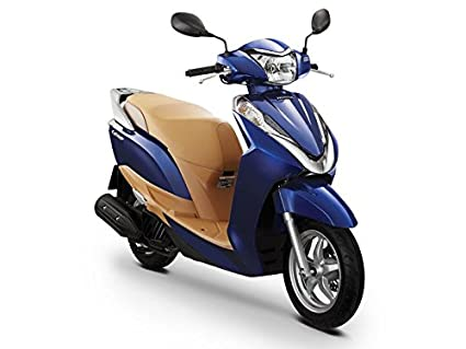 Amazoncom Thaifhcom New Honda Lead 125cc Fi 2013 Blue Motorcycle