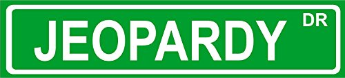 novelty-jeopardy-8-wide-vinyl-decal-bumper-sticker-of-street-sign
