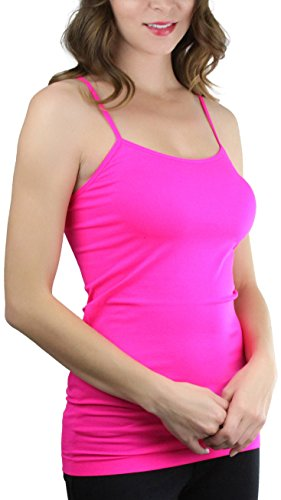 ToBeInStyle Womens Adjustable Spaghetti Camisole product image