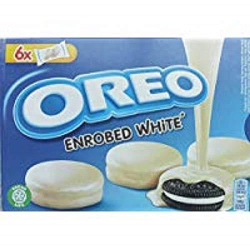 White Chocolate Fudge covered OREO cookies - 1 box -