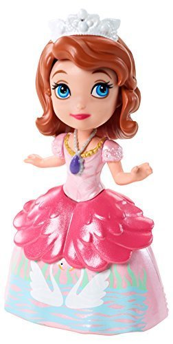 Sofia the First cute doll assorted tea party Sofia (CJB76) by Mattel
