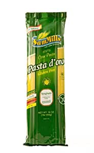 Amazon.com : Sam Mills Gluten Free Pasta D'Oro, Corn ...