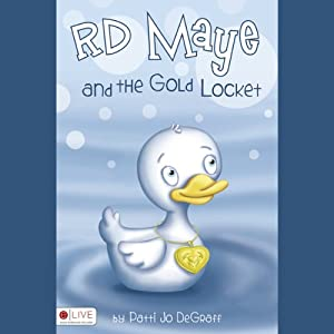 RD Maye and the Gold Locket Audiobook