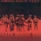 Peace Minus One by Rorschach Test