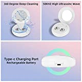 Ultrasonic Contact Lens Cleaner Machine Portable