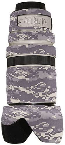 lenscoat LensCoat Lens Cover for Canon 100 f2.8 Macro Camouflage Neoprene Camera Lens Protection Sleeve Digital Camo