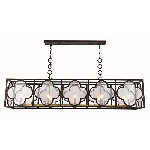 - Elegant Lighting 1526G67ACAG Trinity - 67
