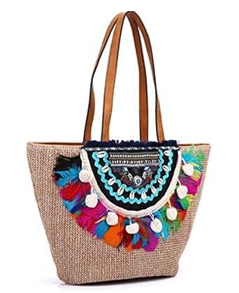 Angedanlia Bag For Women,Multi Color - Shopper Bags