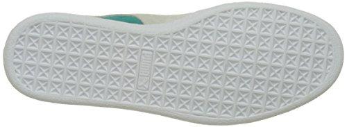 18 – Suede Classic White gold Adulto Unisex Navigate Sneaker Puma puma Verde ZTwSU