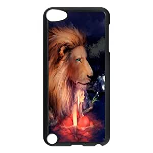 Yo-Lin case FXYL266207Big animal lion pattern protective case FOR Ipod Touch 5