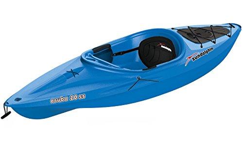 Sun Dolphin Aruba SS Sit-in Kayak (Ocean, 10-Feet)