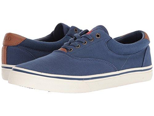 [Polo Ralph Lauren(ポロラルフローレン)] メンズカジュアルシューズ?スニーカー?靴 Thorton II Light Navy 8.5 (27cm) D - Medium