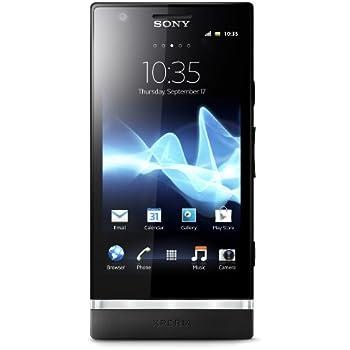 Amazon.com: Sony Xperia P lt22i-bk desbloqueado teléfono con ...
