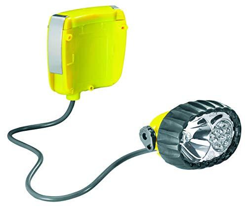 Petzl - FIXO DUO LED 14 Headlamp, Hybrid Headlamp for Attachment to Helmet, 67 Lumens