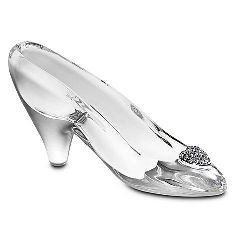 Disney Cinderella Glass Slipper by Arribas Brothers