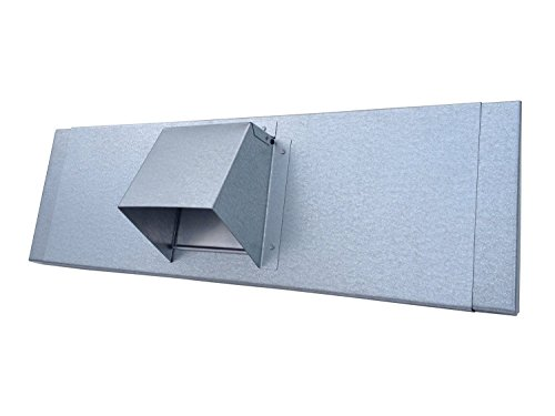 Window Dryer Vent (Adjusts 14 Inch Through 18 Inch) by Vent Works ()