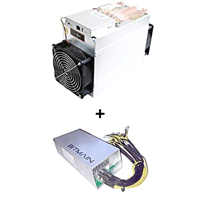 AntMiner A3 815GH/s @ 1275W Blake(2b) SIAcoin Miner