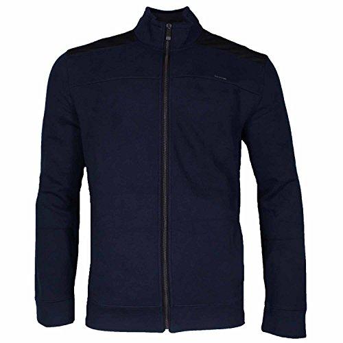Calvin Klein Full Zip Fleece Sweatshirt