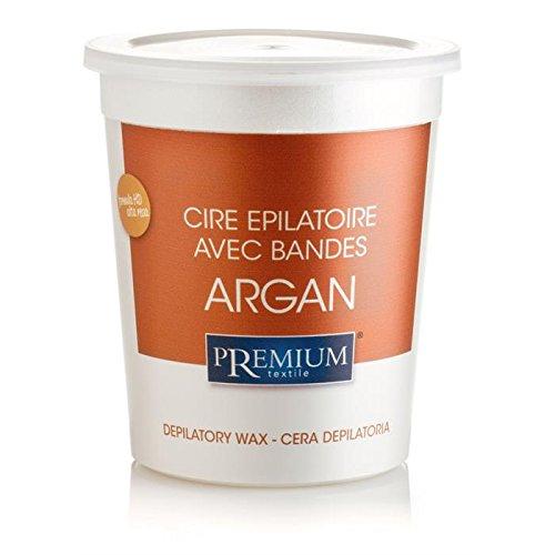 Premium Argan cálido Cera, 700 ml para el microondas: Amazon ...