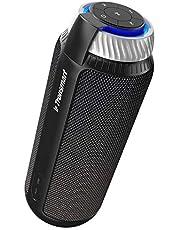 Tronsmart T6 Altavoz Bluetooth Portátil, 25W - Negro