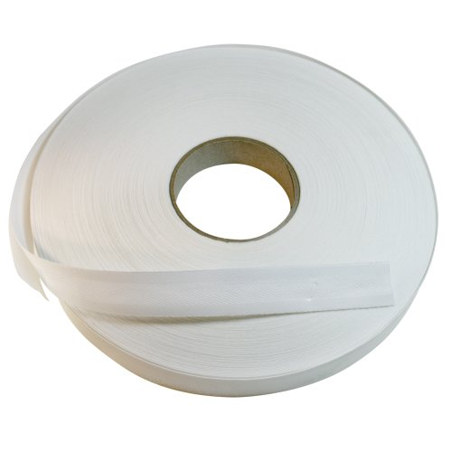 (Iron-on Roman Shade Rib Tape 72 yds White)