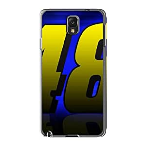 Samsung Galaxy Note 3 Lna107GPns Customized Trendy Jimmy Johnson Skin High Quality Hard Phone Covers -LeoSwiech