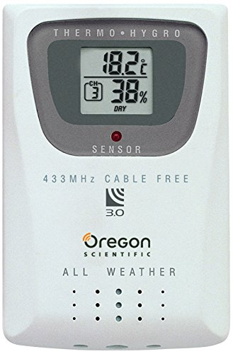 Oregon Scientific THGR810 Thermometer & Humidity Sensor