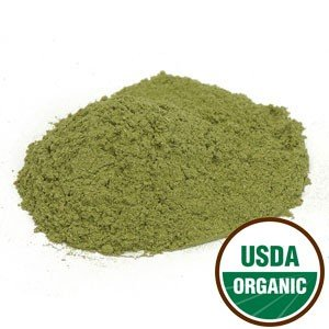 Comfrey Leaves - Comfrey Leaf Powder Organic - 4 Oz,(Starwest Botanicals)