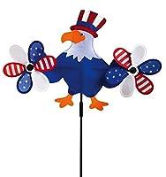 Patriotic Eagle Spinner
