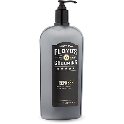 Floyd's 99 Refresh Hair and Body Conditioner - Moisturizing - Soothing - Calming - 33 ounces.