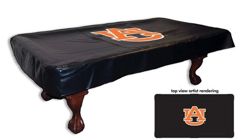 "picture of NCAA Billiard Table Cover Size: 110"", NCAA Team: Auburn"