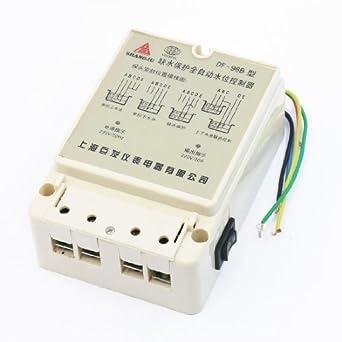 eDealMax ON/Off / ON del Detector magnético controlador de nivel de Control Con Cable